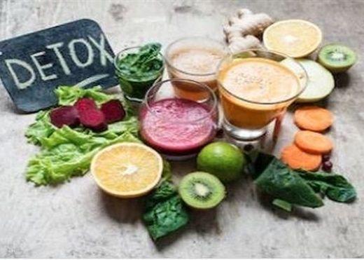 Top 5 thực phẩm tự nhiên detox tốt nhất giúp cơ thể khỏe mạnh