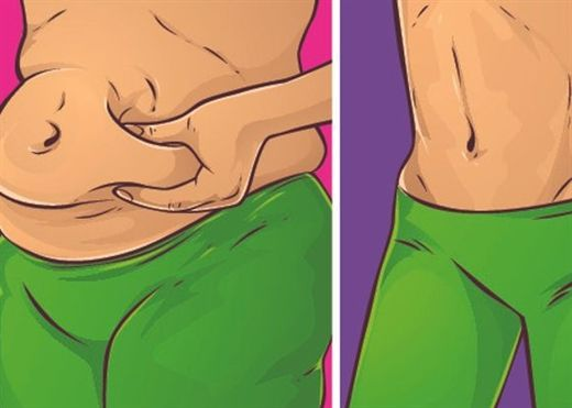 Cách giảm mỡ từng bộ phận trên cơ thể hiệu quả mà không mất quá nhiều thời gian