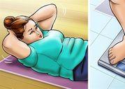 Tập thể dục không đúng lúc cũng dễ dàng khiến bạn tăng cân trở lại