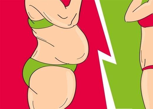 6 lý do tăng cân không phải do lười vận động hay chế độ ăn thiếu lành mạnh