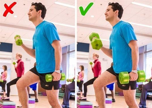 Sai lầm lớn nhất hạn chế phát triển cơ bắp nhiều người không ngờ tới