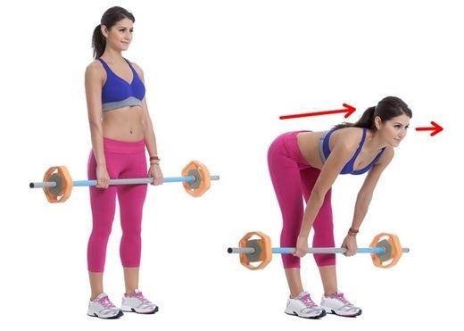 Không phải squats, đây mới là những bài tập giúp bạn có vòng 3 đáng mơ ước