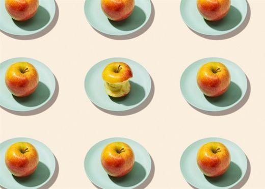 Ăn một quả táo mỗi ngày giúp bạn hiếm khi phải gặp bác sĩ