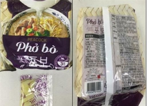 Vì sao phở ăn liền của Acecook Việt Nam vừa thu hồi tại thị trường Hàn Quốc?