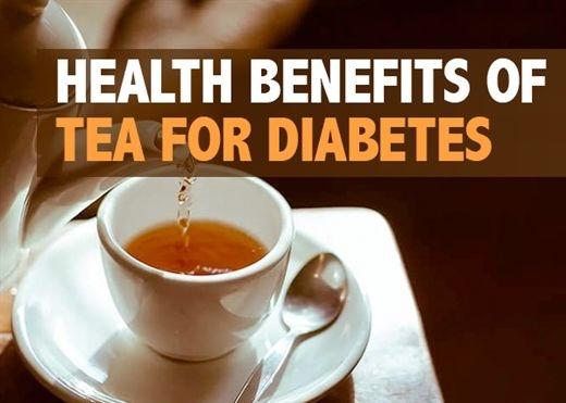 Đây là những lợi ích của trà người mắc bệnh tiểu đường nhất định phải biết