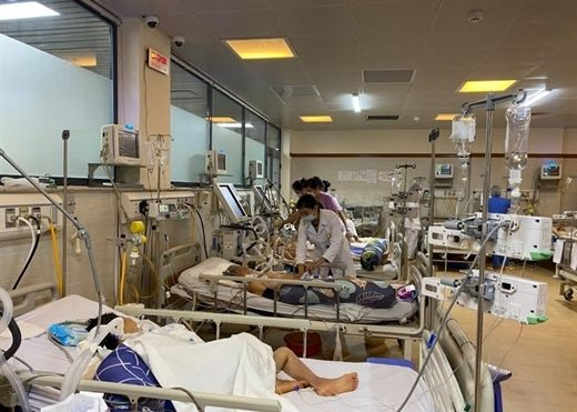 Rét đậm rét hại khiến nhiều người phải nhập viện do đột quỵ, liệt dây thần kinh số 7