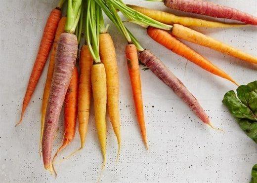 Cà rốt - siêu thực phẩm cải thiện khả năng sinh sản của nam giới