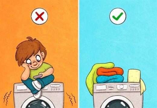 Những sai lầm cần chú ý khi vệ sinh thiết bị gia dụng để tránh làm giảm tuổi thọ của chúng