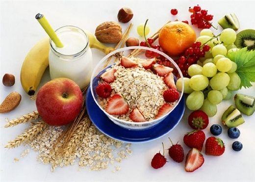 Chế độ ăn giàu dinh dưỡng giúp loại bỏ căng thẳng hiệu quả