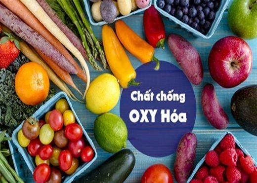 Nạp chất chống oxy hóa để giảm nguy cơ ung thư và bệnh tim