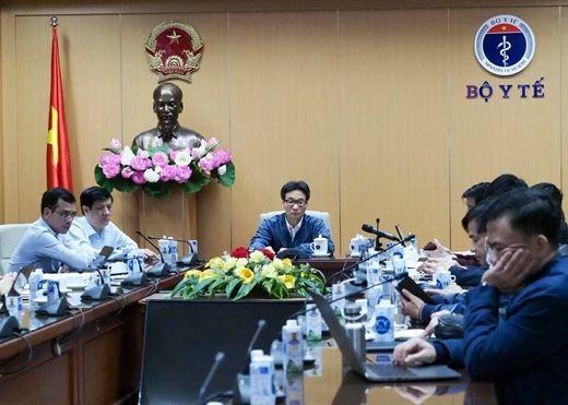 Công bố 2 ca lây nhiễm Covid-19 trong cộng đồng ở sân bay Vân Đồn và Hải Dương