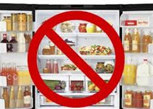 7 loại thực phẩm không nên bảo quản trong tủ lạnh để tránh làm hỏng