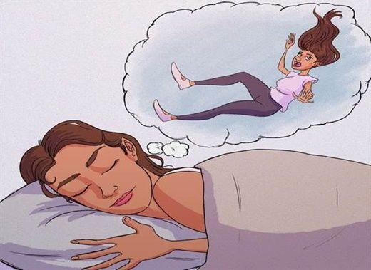Tại sao chúng ta lại có cảm giác bước hụt chân khi ngủ?