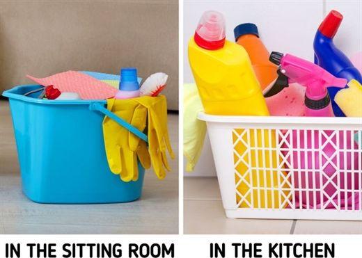 7 mẹo đơn giản giúp dọn dẹp nhà cửa đón Tết