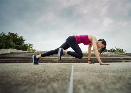 Leo vài bậc cầu thang đã mệt nhoài, đã đến lúc bạn cần rèn luyện để xây dựng sức bền