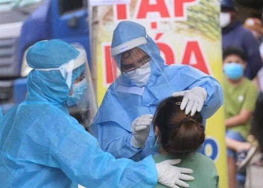 Kết quả giải trình tự gene chủng virus gây ra chuỗi lây nhiễm tại sân bay Tân Sơn nhất