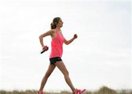 Đi bộ là một cách để giảm cân nhưng nếu cứ đi từ từ lững thững thì mãi cũng không thể nào gầy được