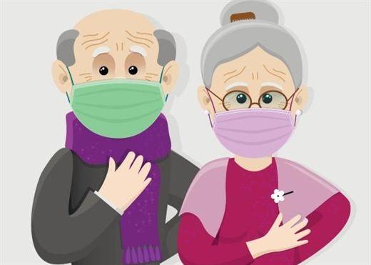 Người lớn tuổi thuộc nhóm nguy cơ dễ bị mắc Covid-19, cần ăn gì để tăng cường hệ miễn dịch