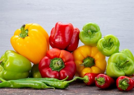8 vấn đề sức khỏe sẽ được phòng tránh nếu bạn ăn ớt chuông mỗi ngày
