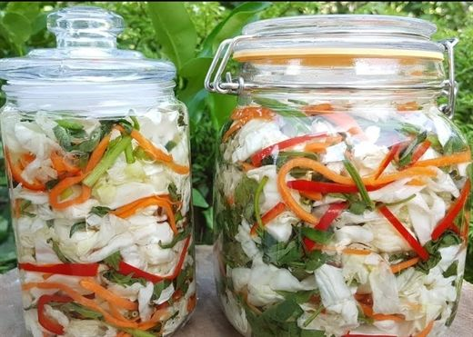 Bắp cải chế biến được nhiều món ăn nhưng đây là món có nhiều lợi ích sức khỏe đáng kính ngạc nhất