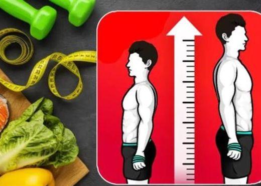 Qua tuổi 40 cơ thể thường giảm từ 1-3cm chiều cao, đây là cách tự nhiên giúp tăng và duy trì chiều cao hiệu quả