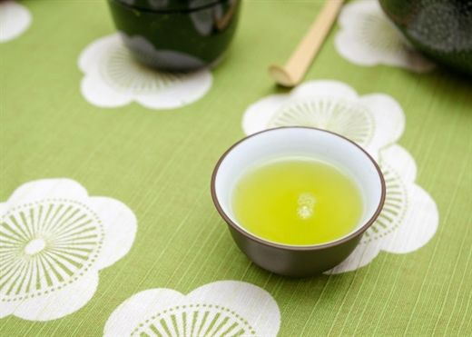 6 công dụng với nhan sắc chị em của trà xanh sencha - thức uống vàng trong làng làm đẹp