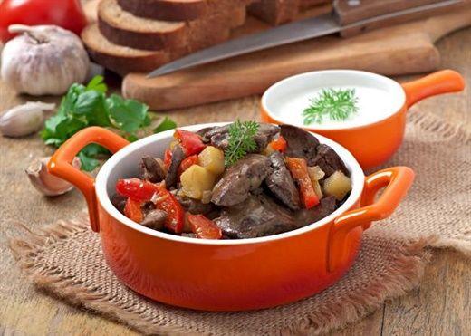 Gan gà nhiều chất dinh dưỡng và rất tốt cho sức khỏe: Ngừa ngừa thiếu máu, tăng cường thị lực…