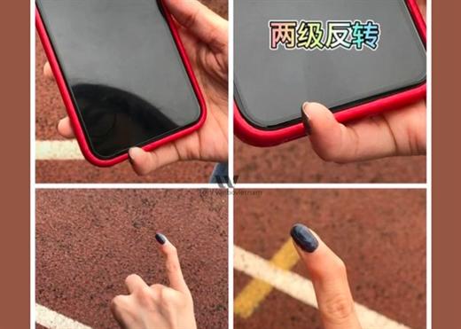 Cảnh báo: Nguy cơ biến dạng ngót út do thói quen cầm smartphone