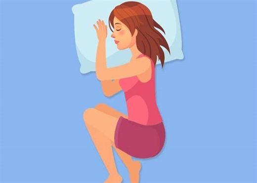 6 tư thế ngủ có lợi cho sức khỏe mà nhiều người không biết