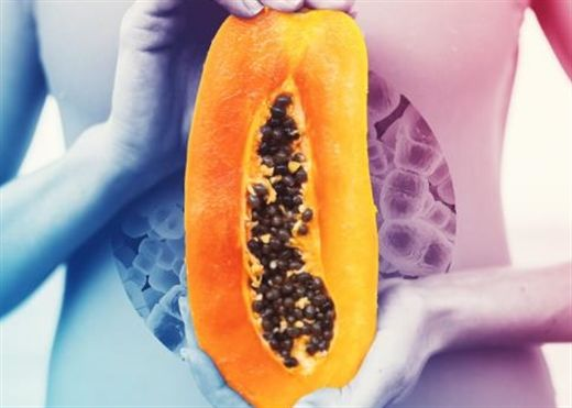Nhiều người ăn hạt đu đủ để loại bỏ ký sinh trùng đường ruột, điều này có an toàn không?