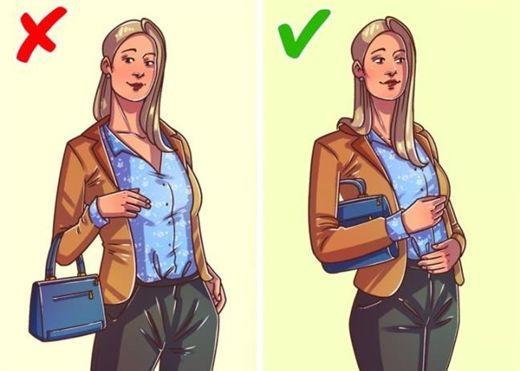 7 kiểu túi xách có thể gây hại cho lưng và cách mang túi an toàn