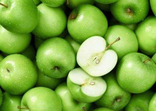 Táo xanh là loại trái cây tuyệt vời giúp bạn có mái tóc óng mượt và làn da đáng mơ ước
