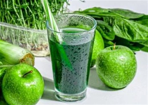 Chất diệp lục trong thực vật giúp khử độc, có tác dụng giải độc gan và chống lại bệnh ung thư