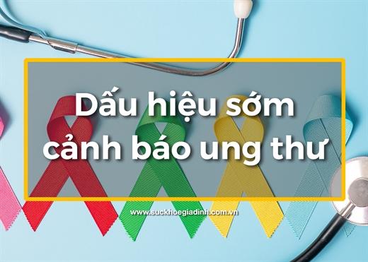 Báo động: Số người chết do ung thư ở Việt Nam cao thứ 50 trên toàn thế giới