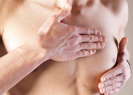 Nhận biết sớm ung thư vú ở nam giới và cảnh giác với các yếu tố nguy cơ