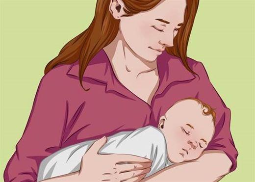 Trẻ sơ sinh buồn ngủ quấy khóc, học ngay 6 cách ru trẻ ngủ đơn giản này