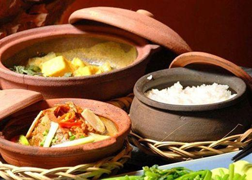 Nấu ăn bằng nồi đất – Không chỉ giữ được chất dinh dưỡng mà còn giúp món ăn có hương vị khác biệt