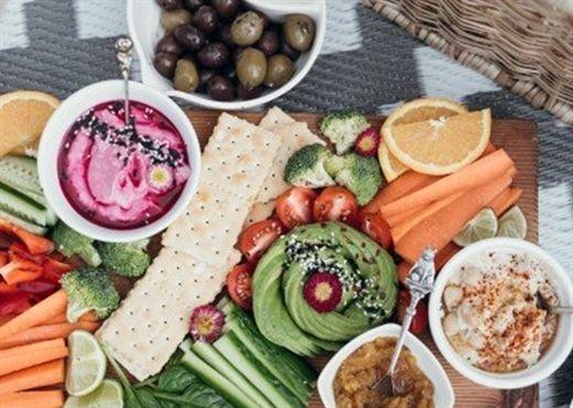 Combo trái cây lành mạnh cho bữa sáng để có cơ thể khỏe mạnh và kéo dài tuổi thọ
