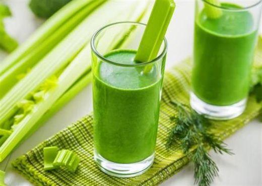 Nước ép cần tây: Thức uống chống lão hóa có thể điều chỉnh cholesterol và ổn định huyết áp