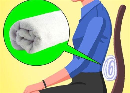 7 cách để duy trì tư thế tốt, tránh đau lưng khi ngồi làm việc quá lâu