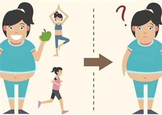 Nếu bạn ăn uống và tập luyện đúng cách mà vẫn không thể giảm cân thì đây có thể là lý do