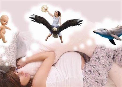 Những giấc mơ kỳ lạ trong thời kỳ mang thai có ý nghĩa như thế nào?