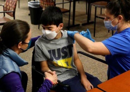 Pfizer yêu cầu FDA cấp phép vaccine ngừa COVID19 cho trẻ em từ 5 đến 11 tuổi