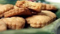 Bánh quy giúp trẻ giảm béo phì