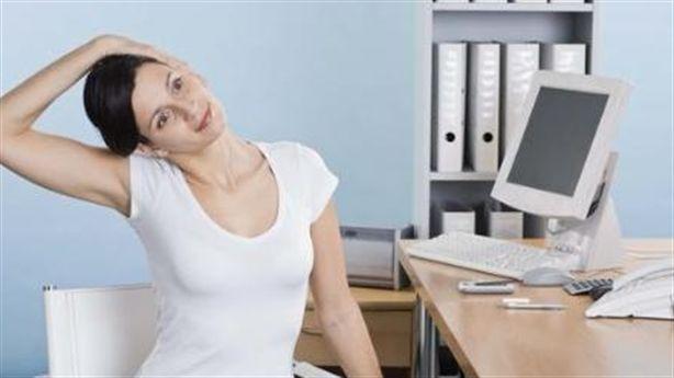 5 bài tập vô cùng cần thiết cho dân văn phòng