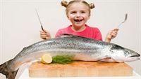 Trẻ em không nên ăn nhiều cá thu
