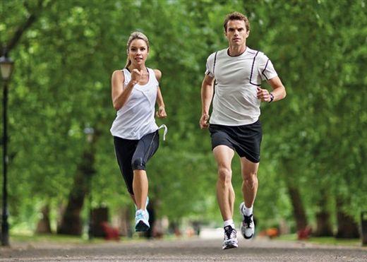 Chạy bộ nhiều có thể khiến tuổi thọ giảm