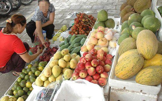 Những loại quả độc, hại nhất ngoài chợ