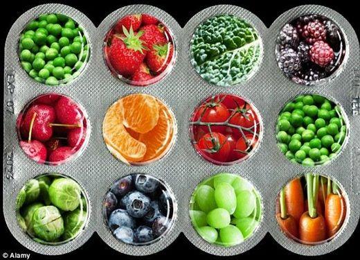 Giảm các bệnh mãn tính nhờ ăn nhiều rau xanh và trái cây