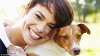Nuôi chó giúp trẻ ra… 10 tuổi